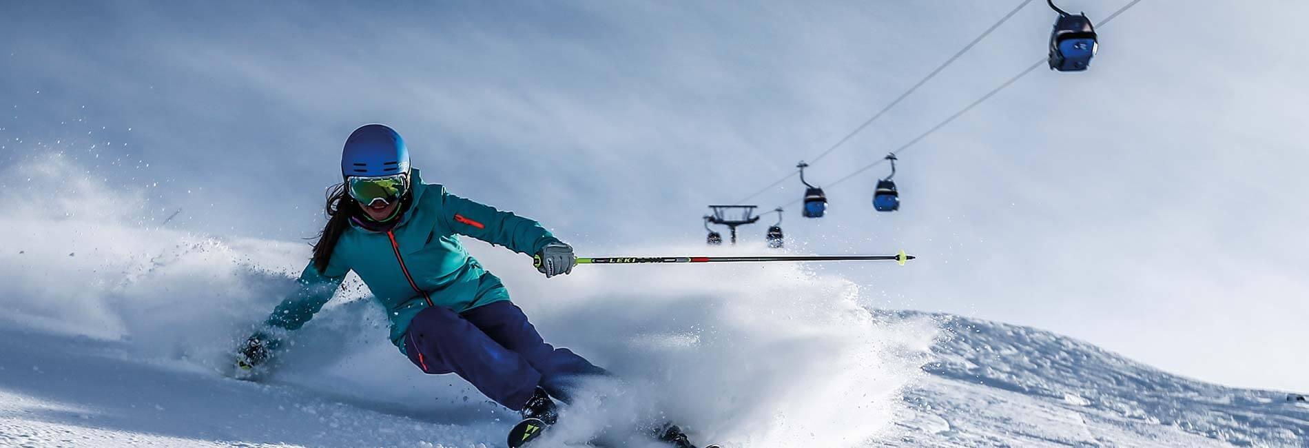 Lifte in Betrieb Skiurlaub in Obergurgl-Hochgurgl und Sölden