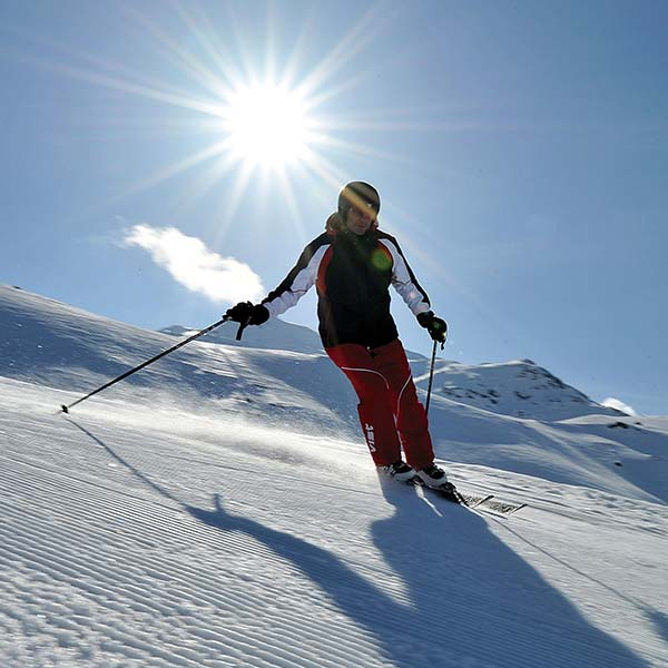 TOP skiing - A world of snow in the Ötztal Valley